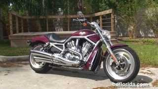 6. Used 2007 Harley Davidson V-Rod Muscle Motorcycles for sale - Orlando, FL