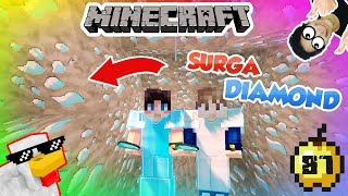 Download Video SURGA DIAMOND DI SURVIVAL STRESMEN -  MINECRAFT SURVIVAL INDONESIA #87 MP3 3GP MP4