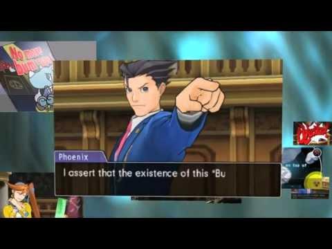 Phoenix Wright: Ace Attorney - Dual Destinies #1