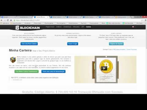 Bitcoin como ganhar dinheiro video aula 1