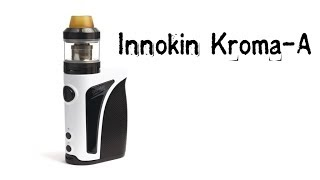 https://www.innokin.com/vaporizers/kroma-a/PLEASE, remember these are just my opinions, I am just some bloke in a shed with a webcam after all, so I would strongly advise that you research everything before you buy, never go off just my opinion, read and view as many reviews as you can.  The majority of my reviews are for products I have received free for review, this in no way affects my opinion.Ensure that you check your resistances and batteries before firing any device, vaping safety must always be your first priority.http://www.steam-engine.org/ohm.aspLinks:Facebook - https://www.facebook.com/markwd.toddWebsite - http://www.toddsreviews.com/Pinterest - https://www.pinterest.co.uk/toddsreviews/ecig-pics/Twitter - https://twitter.com/ToddsReviewsEmail - todd@toddsreviews.comEquipment I use:Grecian 2000 light brownVO5 Hair GelPanasonic  HC-V720A ShedWorking Cocker Spaniel (painting by http://www.btbartist.co.uk/)A very patient wife.