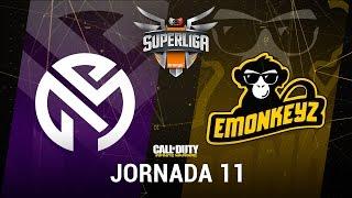 TEAM MRN VS EMONKEYZ CLUB - #SuperligaOrangeCOD11 - Jornada 11 - T12