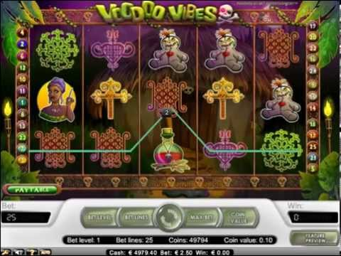 Voodoo Vibes™ The Online Game Preview - Freeslots.guru