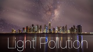 A world without Light pollution (4K)