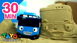 Video [Tayo's Toy Adventure] #01 Special Compilation (30mins) MP3, 3GP, MP4, WEBM, AVI, FLV Desember 2017