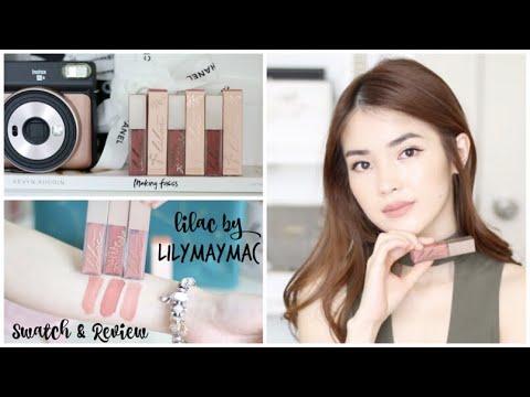 [Swatch + Review] Lilac by LILYMAYMAC ♥ 3 Màu Son NUDE Thời Thượng | mattalehang - Thời lượng: 5 phút, 38 giây.