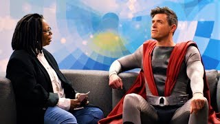 """THE TICK Official Cast Interview """"Join the Fight!"""" (HD) Amazon Original SeriesSUBSCRIBE for more TV Trailers HERE: https://goo.gl/TL21HZCheck out our most popular TV PLAYLISTS:LATEST TV SHOW TRAILERS: https://goo.gl/rvKCPbSUPERHERO/COMIC BOOK TV TRAILERS: https://goo.gl/r8eLH6NETFLIX TV TRAILERS: https://goo.gl/dbO463HBO TV TRAILERS: https://goo.gl/pkgTQ1JoBlo TV trailers covers all the latest TV show trailers, previews, clips, promos and featurettes.Check out our other channels:MOVIE TRAILERS: https://goo.gl/kRzqBUMOVIE HOTTIES: https://goo.gl/f6temDVIDEOGAME TRAILERS: https://goo.gl/LcbkaTMOVIE CLIPS: https://goo.gl/74w5hdJOBLO VIDEOS: https://goo.gl/n8dLt5"""