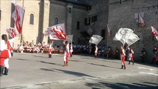 Grutti Italy  City pictures : 1° Festa Sbandieratori e Musici di Grutti - Ente Palio San Floriano