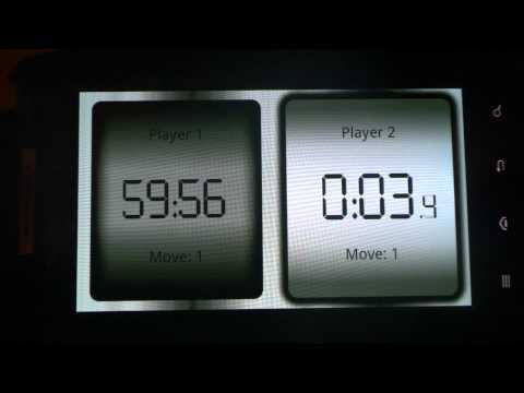 Video of Real Chess Clock