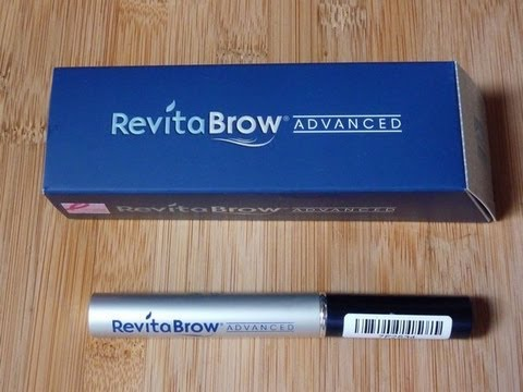beaute Revitabrow, le point à J + 30