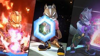 Shieldbreak with Fox's lasers