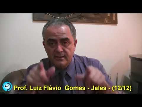 Jales - Dr Luiz Flávio Gomes ministra Palestra a convite da OAB de Jales;