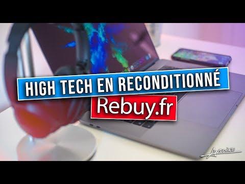 Acheter ses Produits High-Tech Moins Cher avec Rebuy !