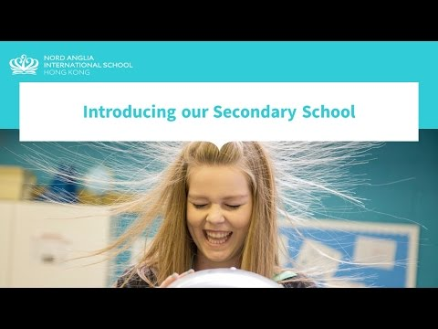 NAIS Secondary school photos video