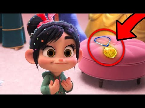Everything You Missed In Wreck-It Ralph 2!