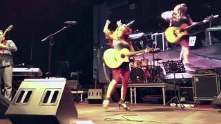 Gloria Gaynor, Anastacia & Alice Cooper