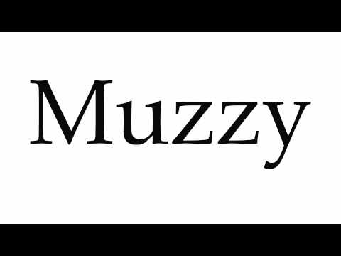 How to Pronounce Muzzy