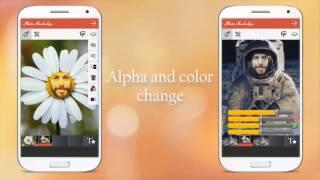 Photo Collage - Photomontage YouTube video