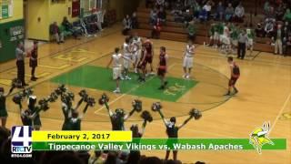 TVHS Boys Basketball vs. Wabash