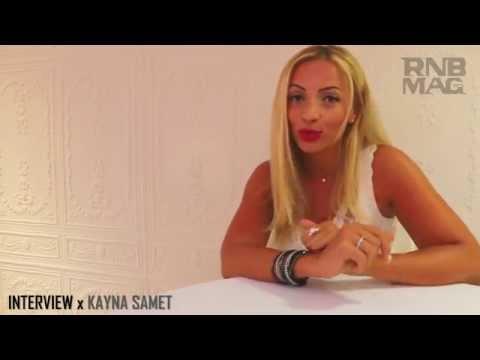 Kayna Samet - Préparation de l'album