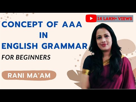 Concept of Adjective, Adverb and Abstract Noun | Basic English Grammar By Rani Mam For SSC, Bank