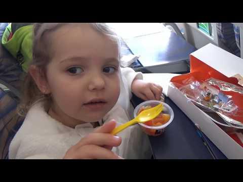 Возвращение домой в Одессу из ОАЭ / Получаем загадочные подарочки (видео)