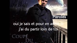 Pour en arriver la (PAROLES) La Fouine feat Kamelancien