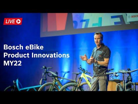 Bosch ebike Product Innovation MY2022