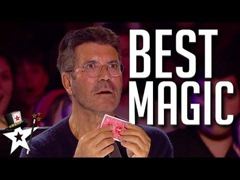 All BEST Magicians on Britain's Got Talent 2020 | Magicians Got Talent