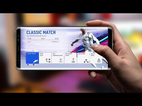 FIFA 19 Android ! APK Download