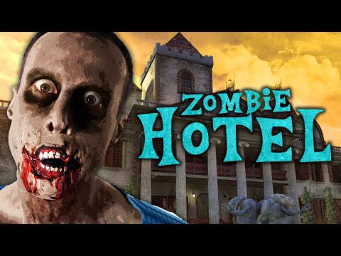 ZOMBIE HOTEL 2 (Part 4) ★ Call of Duty Zombies Mod (Zombie Games)