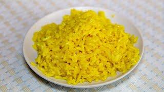 Жареный рис как приготовить на сковороде