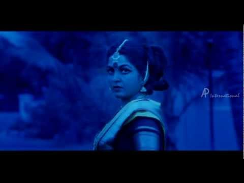 Kutti Pisasu - Ganja Karuppu shouts Ramya Krishnan