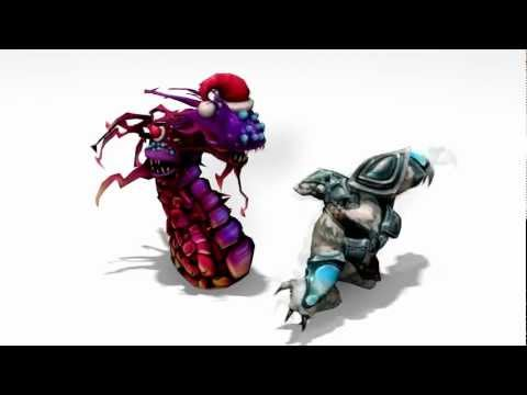 Video of League of Legends Battle Cards