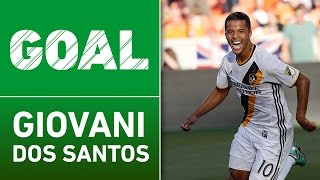 Goal! LA Galaxy 4, Real Salt Lake 1. Giovani dos Santos (LA Galaxy) left footed shot from the left side of the box to the top right corner. Subscribe to our channel ...