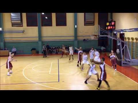 Basket, nuova vittoria dell'Amen Sba che vince 85 a 77 in casa del Vela Viareggio