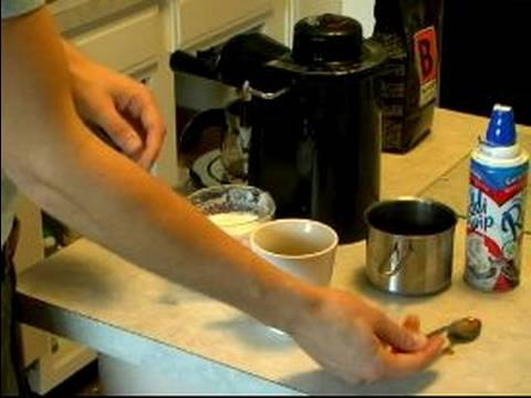 Gourmet Coffee Drink Recipes : Hazelnut Mocha Latte Recipe