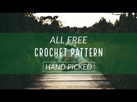 crochet food scarf