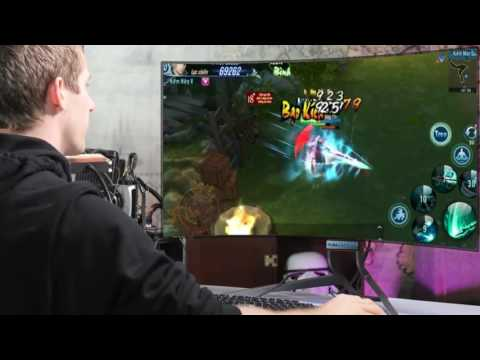 PK Thiên Nhẫn và Tiêu Dao - Võ lâm truyền kỳ Mobile