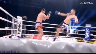 Gabe's Video of the Week - Tornado Body Kick KO on MMA Meltdown by Fight Network