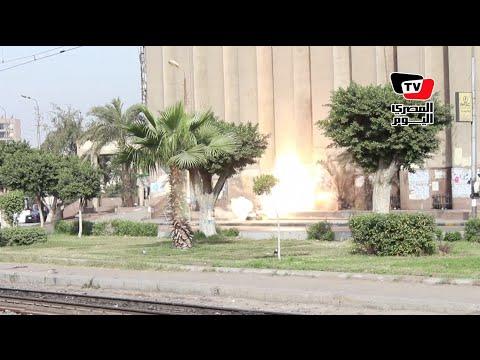 تفكيك قنبلة أمام محكمة مصر الجديدة