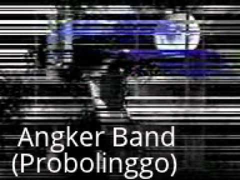 Angker Band - Ku Coba Melupakan Dirimu (Probolinggo)