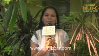 Sumathi Sri at Vaanavil Vaazhkai Movie Press Meet