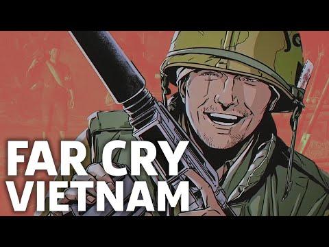 Far Cry 5 Vietnam DLC - Opening Cutscene and Gameplay (видео)
