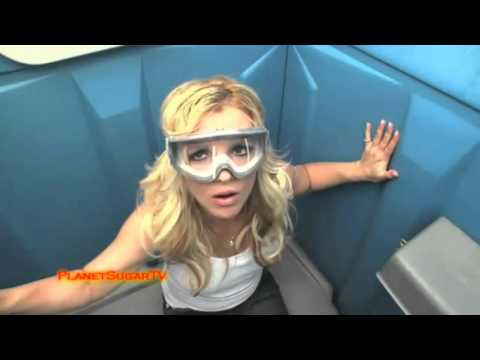 Britney Spears Jackass 3 Deleted Scene - Regenerect The Movie