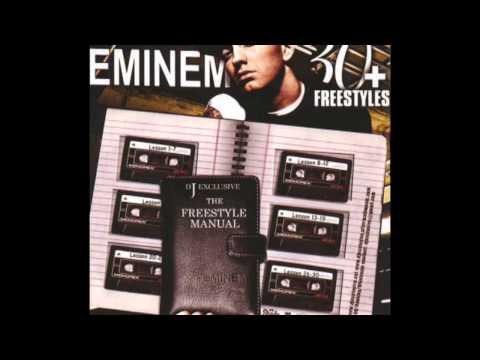Eminem – 1h Freestyle