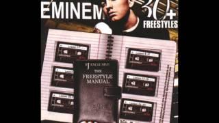 Eminem - 1h Freestyle