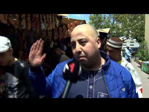 العرب اليوم - شاهد: أراء المواطنين في أنواع الأحذية