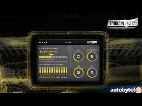 LA Auto Show: Sprint Velocity