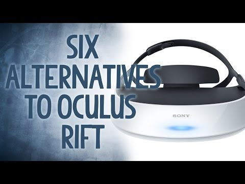 6 Exciting Alternatives to Oculus Rift – Reality Check